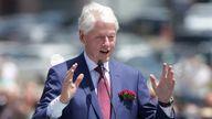 Doctors say Bill Clinton is responding well to antibiotics