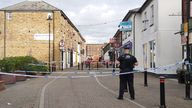 Police presence in Essex. Pic: Essex police