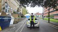Police are are working to establish how the boys died. Pic: Essex Police