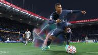 PSG and France star Kylian Mbappe is the cover star for the latest edition of FIFA.
