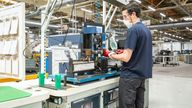 Halewood currently makes transmission systems for conventionally-powered cars