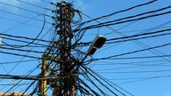 A fuel shortage has triggered an electricity outage in Lebanon