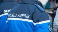 The serial killer was a retired gendarmes officer. File pic