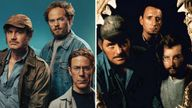 The Shark Is Broken cast will look at what happened when Robert Shaw, Roy Scheider and Richard Dreyfuss were stranded out at sea waiting to shoot again. Pics: Universal/Kobal/Shutterstock