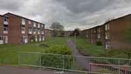Ollie Davis was found unresponsive at an address on Upper Temple Walk in Leicester. Pic: Google