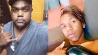 Shaun Emitja and Mahesh Patrick, 14, came through their ordeal relatively unscathed. Pic: Northern Territory Police