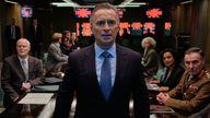 Robert Carlyle plays Prime Minister Robert Sutherland in COBRA: Cyberwar, the second series of the hit drama. Pic: Sky UK
