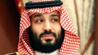 Saudi Arabia's Crown Prince Mohammed bin Salman pledged to make his country carbon-neutral by 2060