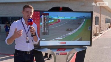 SkyPad: How Verstappen defeated Hamilton