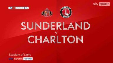 Sunderland 0-1 Charlton