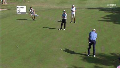 Mallorca Golf Open: Winther's winning round