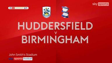 Huddersfield 0-0 Birmingham