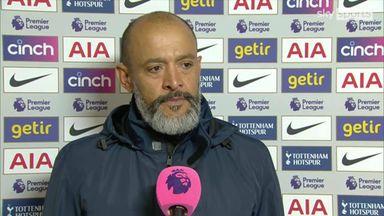 Nuno: We needed the win