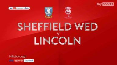 Sheffield Wednesday 1-1 Lincoln