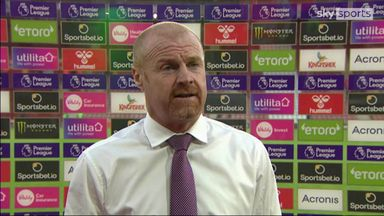Dyche: Mistakes cost us a win