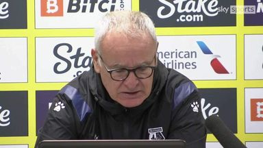 Ranieri supports five subs rule