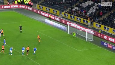 'Oh my goodness' Magennis' shocking penalty