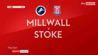 Millwall 2-1 Stoke
