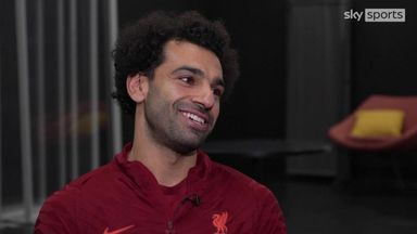 Salah: I want to stay at Liverpool for rest of my career