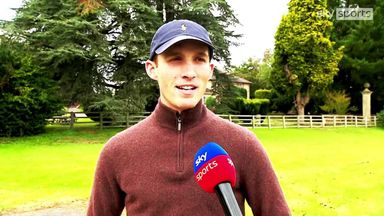 Jumpers to follow: Harry Cobden