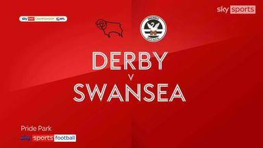 Derby 0-0 Swansea