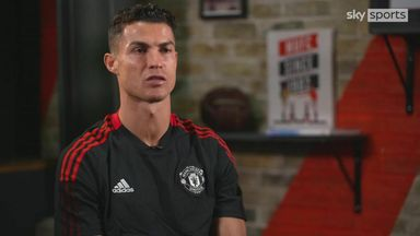 Ronaldo: My role is to score goals, help the team