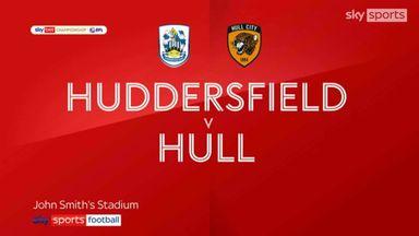 Huddersfield 2-0 Hull