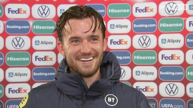 Chilwell: First England goal was an amazing feeling