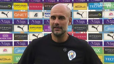 Guardiola hails City defensive display