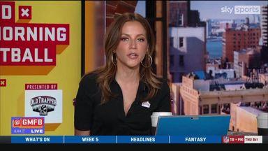 Kay Adams' NFL Fantasy picks for Week Six