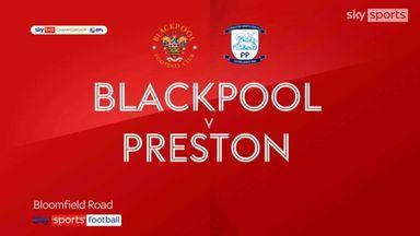 Blackpool 2-0 Preston