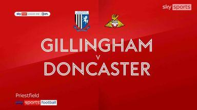 Gillingham 1-0 Doncaster