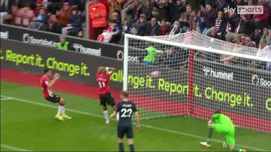 Was this the miss of the season by Redmond?
