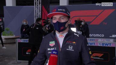 Verstappen: Great result for the team