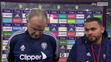 Bielsa: We could have scored more