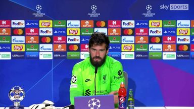Alisson: VAR made right decision on pen