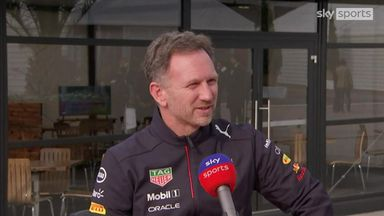 Horner: We're focused on our race!
