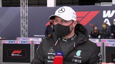 Bottas: I need to run my own race