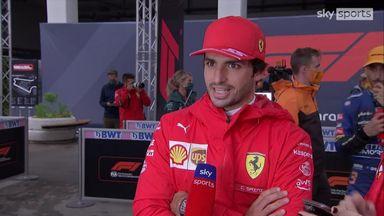 No regrets from Ferrari