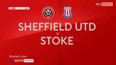Sheffield United 2-1 Stoke
