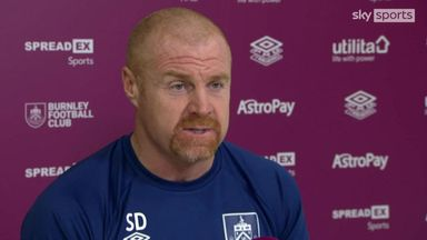 Dyche: We must turn performances into wins