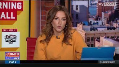 Kay Adams' NFL Fantasy picks for Week Seven