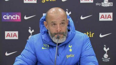 Nuno: Always huge issues after internationals
