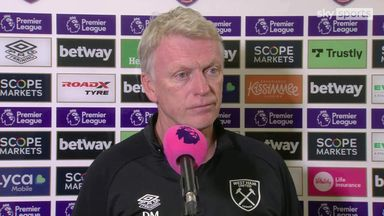 Moyes: We had enough chances to win