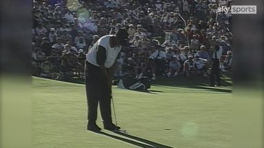 Tiger's first PGA Tour win: 25 years on