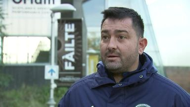 Losa wants to 'buy into' Scotland passion