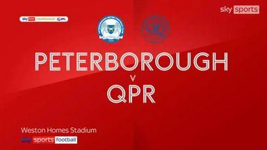 Peterborough 2-1 QPR
