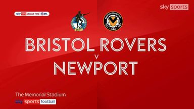 Bristol Rovers 1-3 Newport