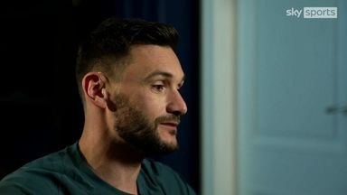 Lloris: I'm in the last stage of my career