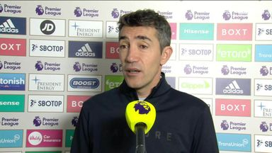 Lage: Leeds made it difficult